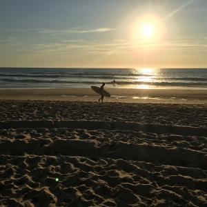 Saint-girons plage – 12 min