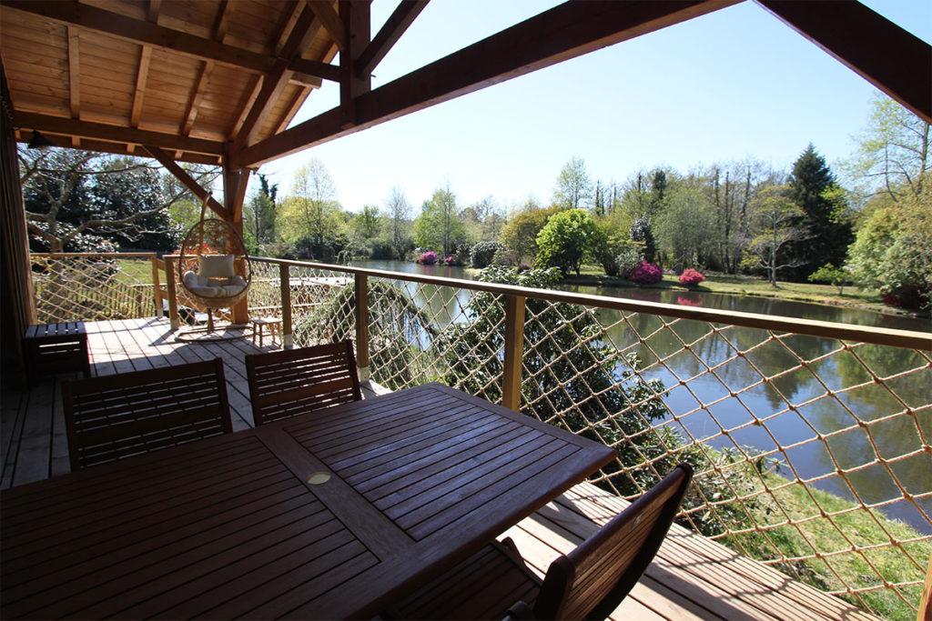 Albizia Lodge - gite Vielle Saint Girons