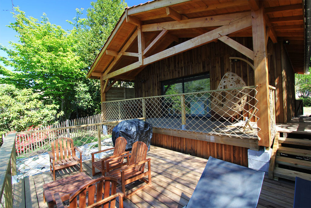 Oyat Lodge - Gite Vielle Saint Girons